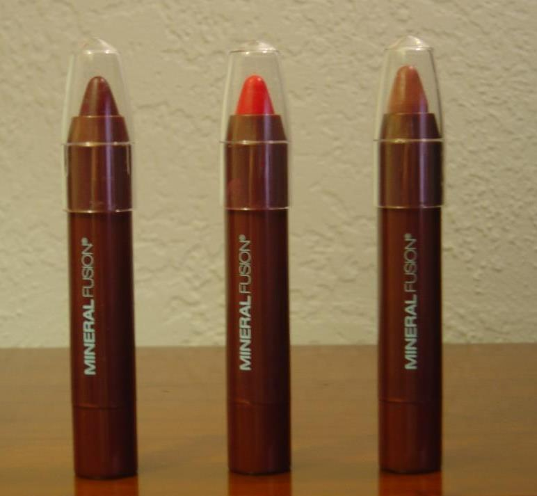 Mineral Fusion Sheer Moisture Lip Tints