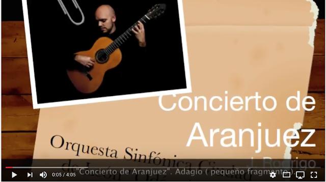 CONCIERTO DE ARANJUEZ (ADAGIO)EDUARDO INESTAL
