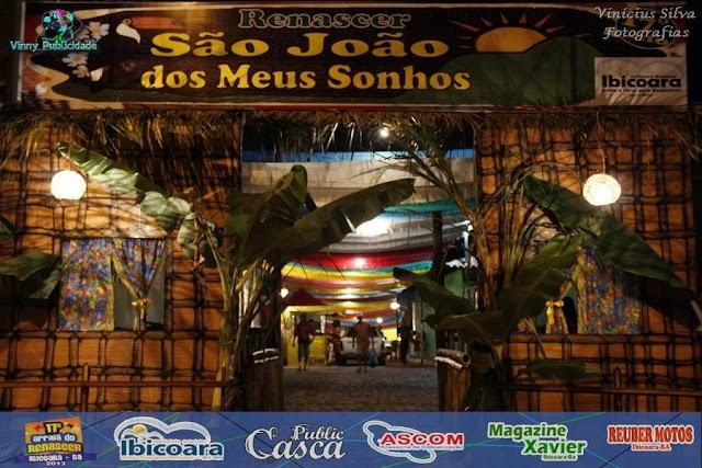 """Ibicoara: Fotos do primeiro dia da festa de São João, """"21/06/2013"""""""