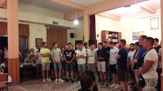 Έκλεισε ο κύκλος των φετινών καλοκαιρινών αποδράσεων του Γραφείου Νεότητας της Ιεράς Μητροπόλεως Κίτρους, Κατερίνης και Πλαταμώνος