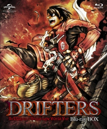 Download Drifters Batch Subtitle Indonesia