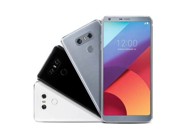 LG Electronics Introduces New Mobile Tech Trend With LG G6