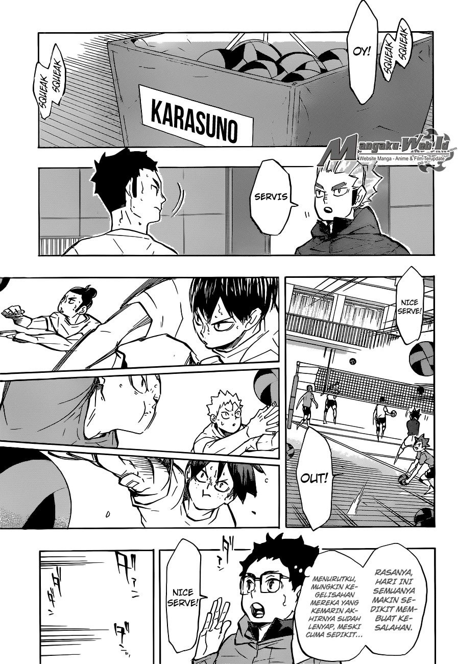 Haikyuu Chapter 231-14