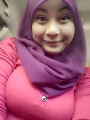 Nonton Bokep Indo Jilbab Masih Sempit