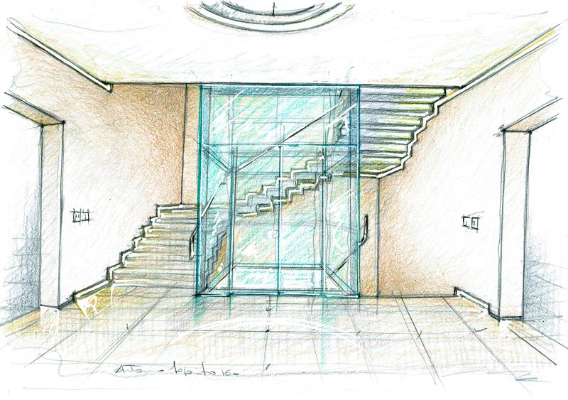 Vent 39 anni di disegni dell 39 arch antonio saporito for Come leggere i piani del cantiere