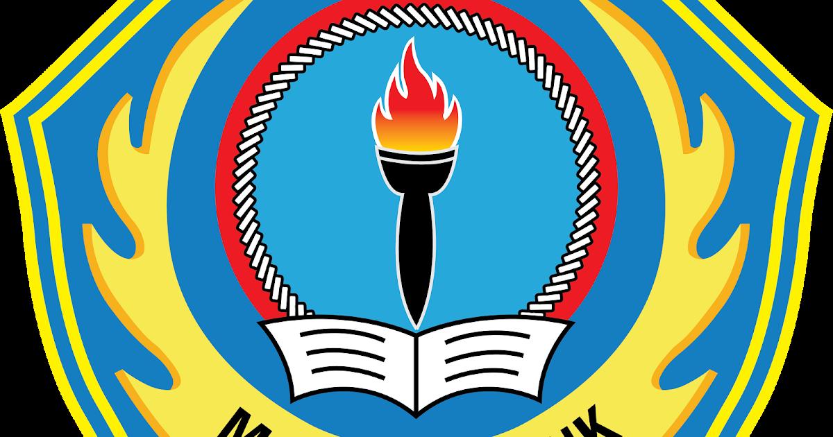 Logo Man 2 Nganjuk Man 2 Nganjuk Jawa Timur Indonesia