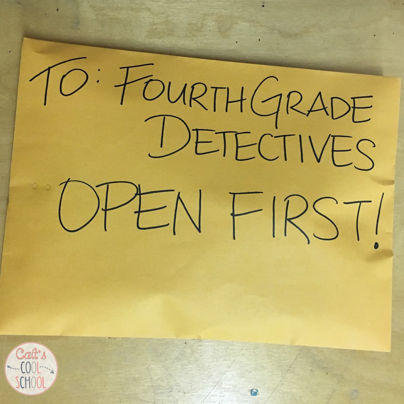 The One About Teaching Mystery Genre Unit Set The Stage To Engage