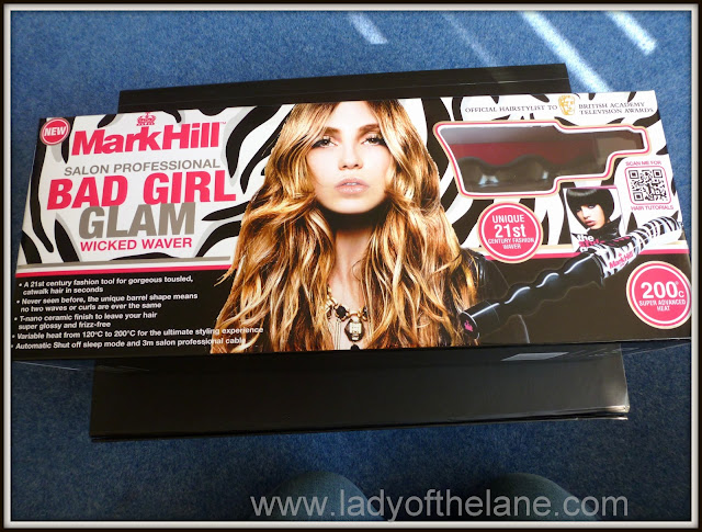 Mark Hill Bad Girl Glam Wicked Waver