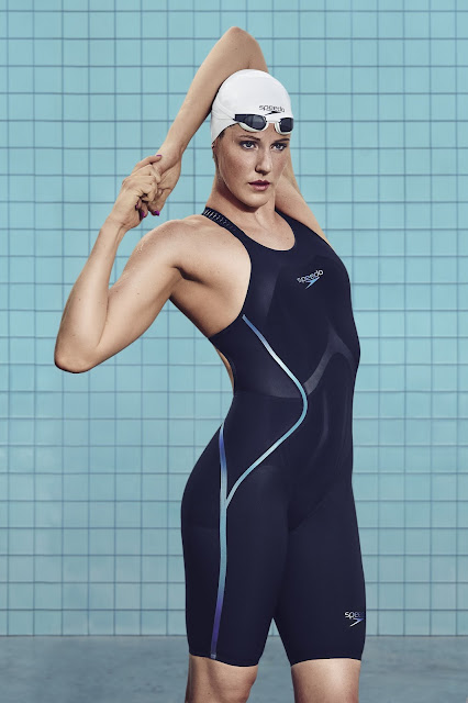 Missy Franklin has joined Team Speedo