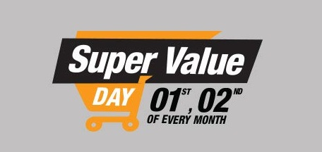 (*LIVE*) Amazon Super Value Day : Shop & Get Upto Rs.1200 Free Gift Vouchers