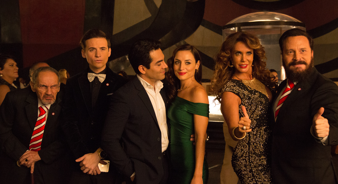 0ca1adeafd Hacia el final de La boda de Valentina (México