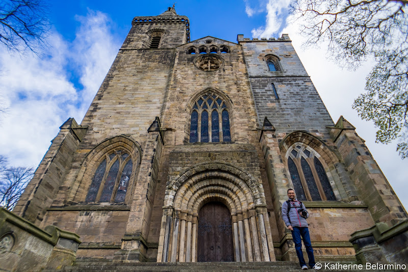 Dunfermline Abbey Scottish Highlands Road Trip Itinerary