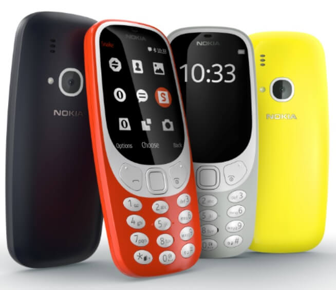 Nokia 3310 Officially Unveiled in PH for Php2,490