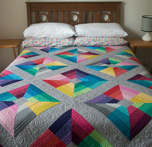 Kite Flight Quilt Free Pattern