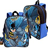 Batman school kid backpack