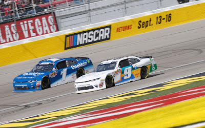 Teammates Reddick, Sadler Atop #NAXCAR Xfinity Series Standings Separated By A Win