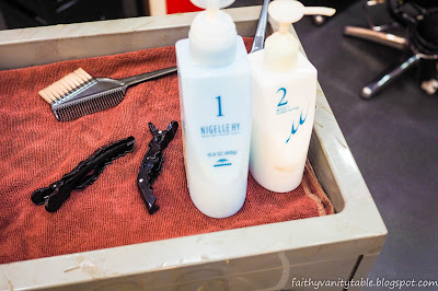 The Scene Hair Salon at Raffles City Review