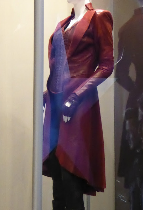Scarlet Witch costume Civil War