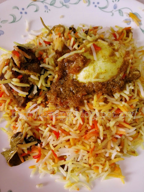 Cara Masak Nasi Beriani Pakistan