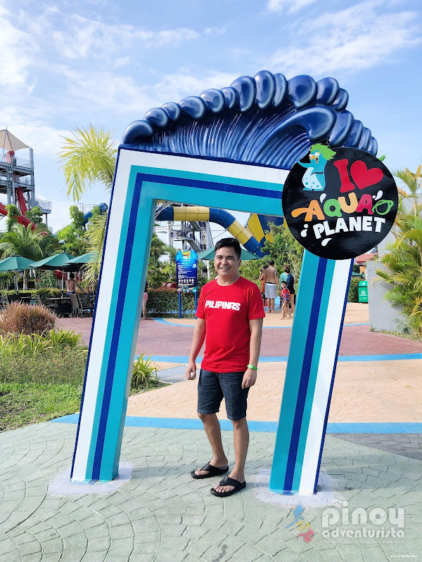 how to get to aqua planet in clark pampanga commute
