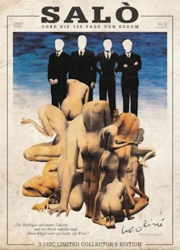 VER ONLINE Y DESCARGAR: [+18] Salo, o los 120 dias de Sodoma - PELICULA - Italia - 1975