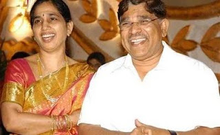 Allu Aravind Family Wife Parents children's Marriage Photos