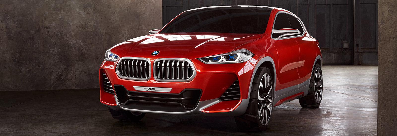 BMW X2 Dimensioni e Misure bagagliaio