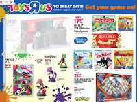 Toys R Us Flyer Out Door & Play valid July 21 - 30, 2017