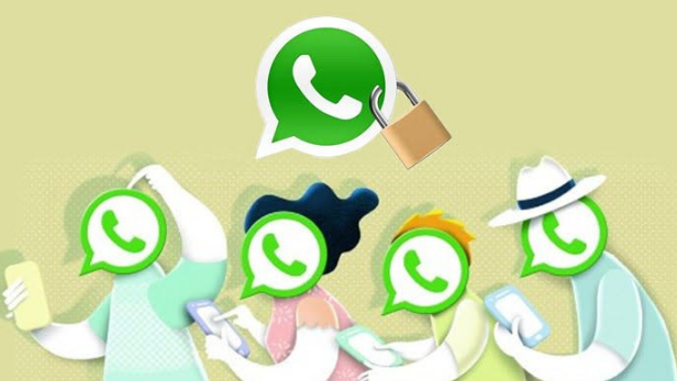 Cara Pasang Password di WhatsApp