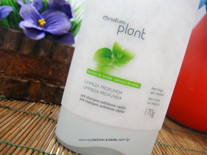 Pré Shampoo Esfoliante Natura
