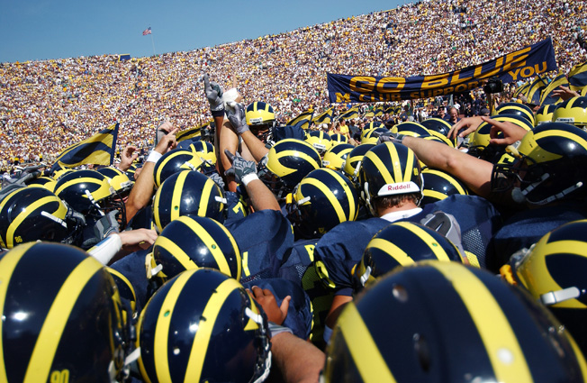 michigan football - photo #9