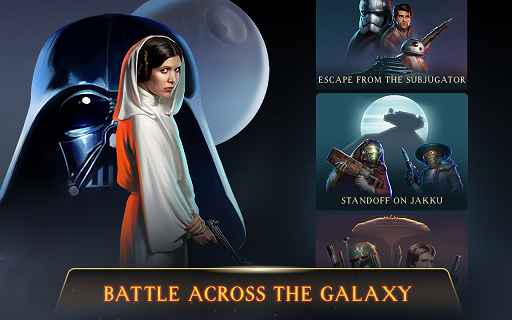 KERAKURUS - Star Wars Rivals MOD APK Android Download 6.0.2