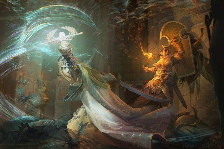 Echoes of Arynor: Races