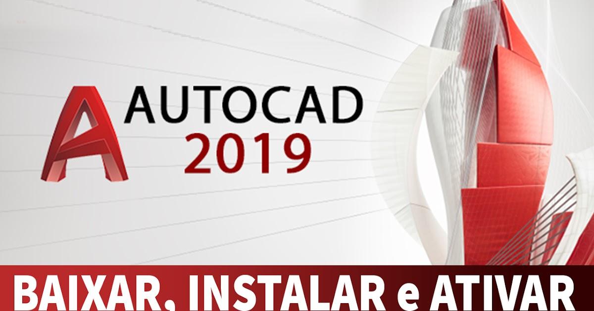 ativador autocad 2019