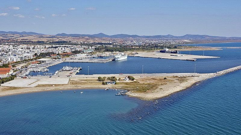 Ενδιαφέρον Κοπελούζου για το λιμάνι της Αλεξανδρούπολης