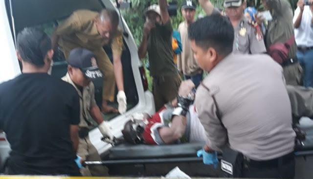 Anak Siantar Pengemudi Online Bermarga SInaga ini Tewas di Bogor dan Jasadnya ditemukan di Semak-semak