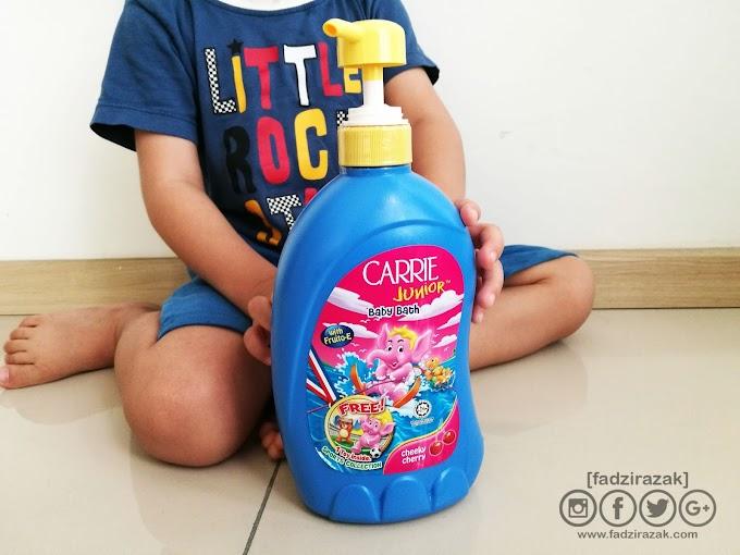 Ada Mainan Percuma Tersorok Dalam Botol Carrie Junior!