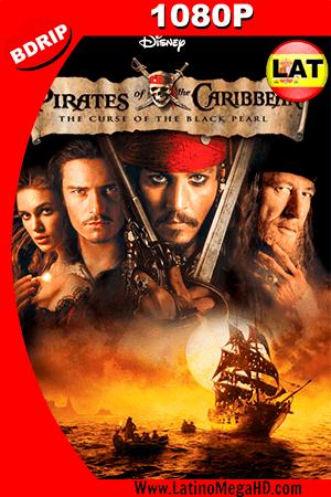 Piratas del Caribe – La Maldición del Perla Negra (2003) Latino HD BDRIP 1080P ()