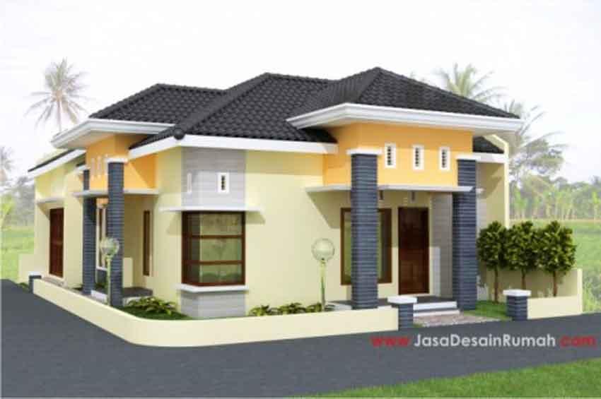 Lihat 48 Desain Rumah Minimalis 2 Lantai Ukuran 6x12 2020