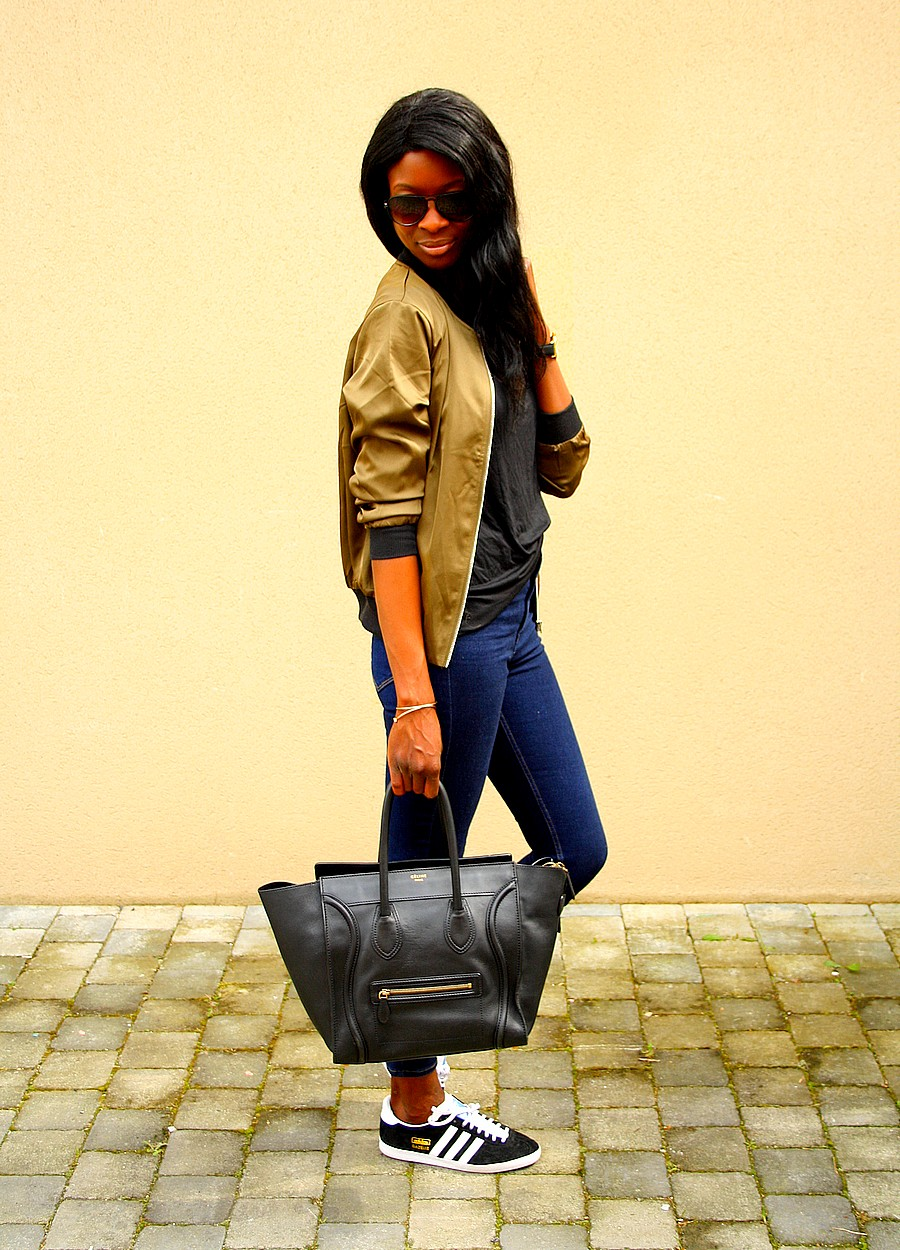 sac-celine-mini-luggage-bombers-satin-kaki-adidas-gazelle-blog-mode