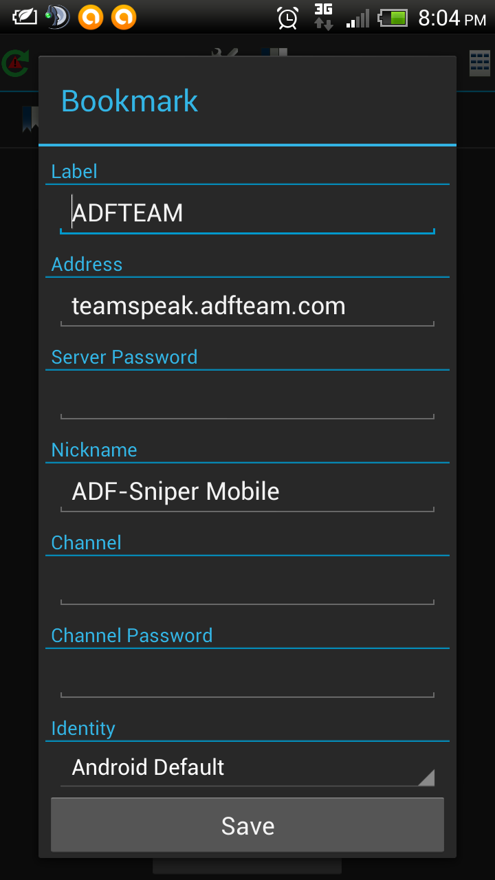 teamspeak 3 android cracked 2018