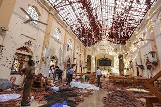 Brutales atentados en Sri Lanka
