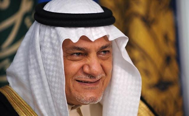 رئيس الاستخبارات السعودية: السلام مع الكيان الصهيوني هو حصانة للعرب