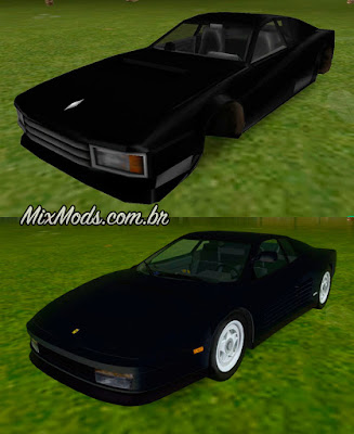 gta vc vice city mod pack carros hd car vehicles cheetah