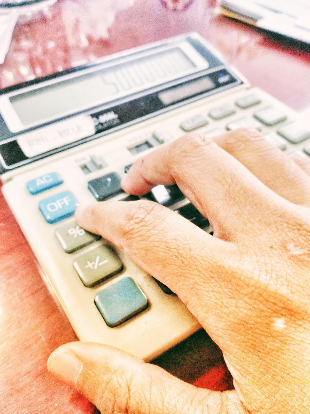 pentingnya membuat anggaran dan mencatat keuangan