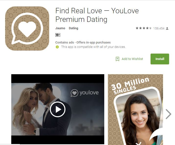 real dating app free