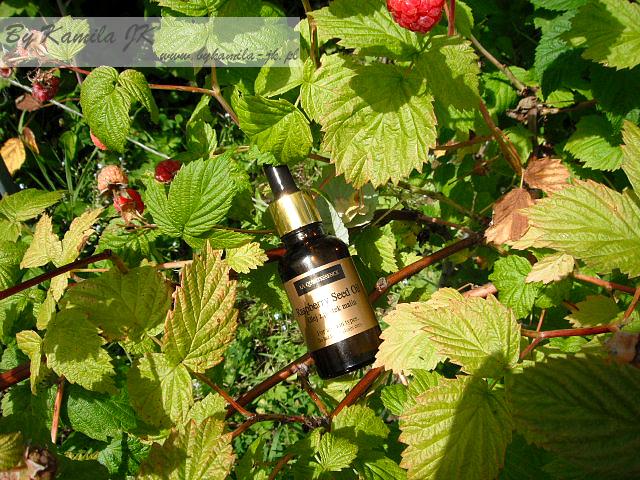 LaQ LaQuintessence Olej z pestek malin naturalny filtr przeciwsłoneczny