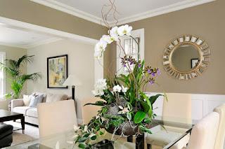 Bunga Hiasan Meja Ruang Tamu, Vas Bunga Rumah Minimalis, Contoh Vas Bunga Rumah Minimalis,