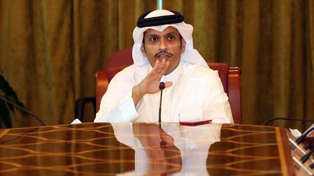 Catar reta a A.Saudí: Nadie nos podrá imponer cambio de régimen