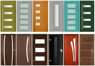 desain model pintu rumah minimalis